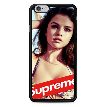 Selena Gomez Supreme iPhone 6/6S Case