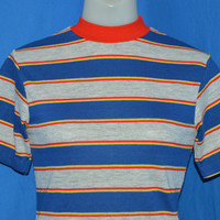 70s Striped Ringer t-shirt Youth Large