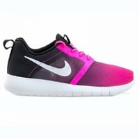 Nike roshe one flight weight trainers 705486 sneakers shoes pink