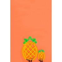 Pineapple Neon Light Small