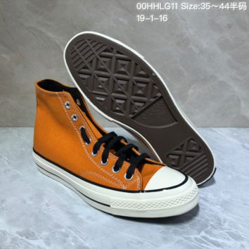 aa86725b48f4cc HCXX C054 Converse Chuck Taylor All Star 70S High Skate Shoes Or