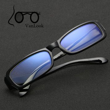 Computer Glasses Anti Blue Ray Transparent Eyeglasses for Women Men Spectacle Frame Oculos De Grau Clear Lens