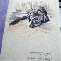 never forget ( a best friend's song ) dog love