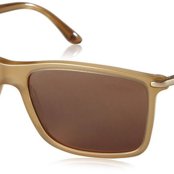 GIORGIO ARMANI Sunglasses AR 8010 502873 Opal Sand Brown 55MM