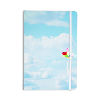 "Sylvia Coomes ""Balloons in the Sky"" Photography Kids Everything Notebook"