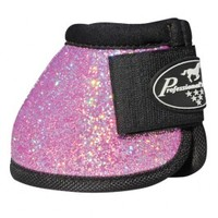 Professional's Choice Overreach Glitter Bell Boots - Horsewear - Tack