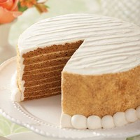 Pumpkin Smith Island Cake | Mackenzie Limited