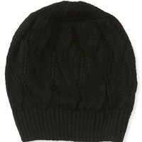 Aeropostale  Womens Open-Knit Beanie