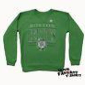 NBA Boston Celtics Symbol Junk Food Long Sleeve Thermal T Shirt