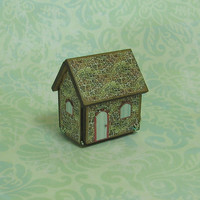 Dollhouse Miniature Toy Dollhouse Cottage