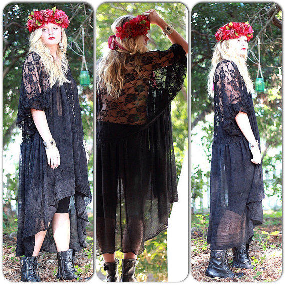 Stevie nicks style dresses