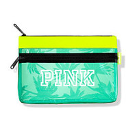 Wet Bikini Bag - PINK - Victoria's Secret