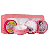 Soap & Glory All the Right Smoothes Body Butter Trio Set