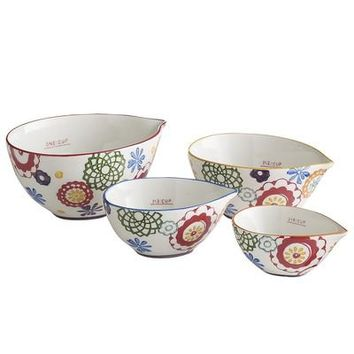 Zinnia Measuring Cups