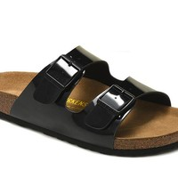Men's and Women's BIRKENSTOCK sandals Arizona Birko-Flor 632632288-071