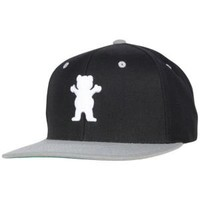 Grizzly Puff Bear Starter Snapback - Men's at CCS