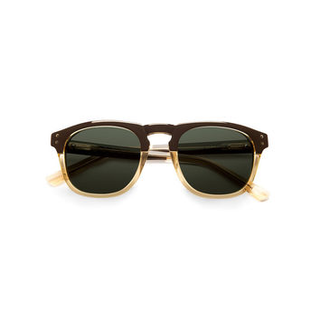VonZipper Edison Sunglasses Black Buff