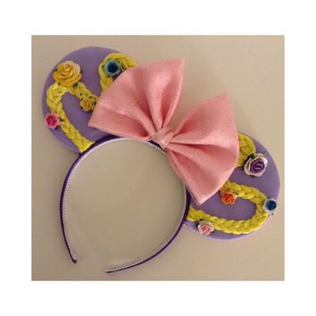 Tangled Mouse Ears