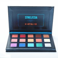 BEAUTY GLAZED Eyeshadow Palette - Strelitzia