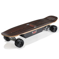 The 19 MPH Electric Street Skateboard