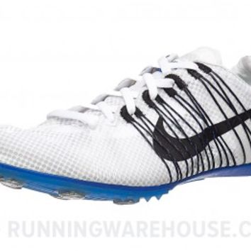 Nike Zoom Victory 2 Spikes White/Blue/Black