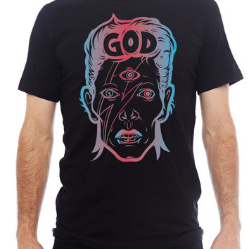 David Bowie God Tee