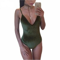 NEW Backless Skinny Swimsuit
