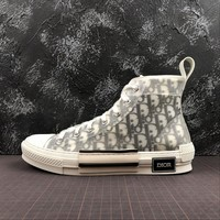Dior B23 Oblique High Top Sneakers - Best Online Sale