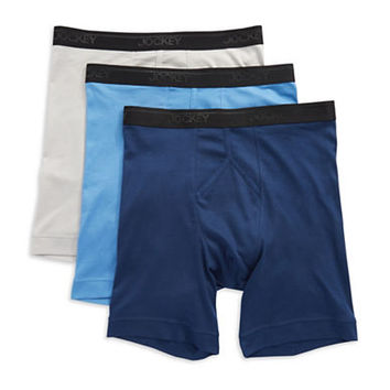 Jockey Three Pack Classic Fit Midway Briefs