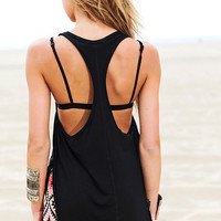 CUTE BACKLESS HOLLOW OUT TOP SHIRT