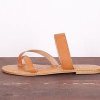 Bayside Sandal Tan *Size 6 Only*