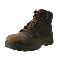 Timberland Womens Titan Leather Waterproof Work Boots