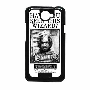 Sirius Black Wanted Poster HTC ONE X Case