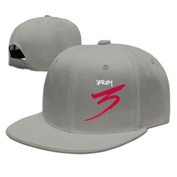 Jeezy Trap Or Die 3 Say I Soul Survivor Printing Unisex Adult Womens Fitted Hats Mens Baseball Hats