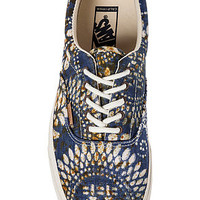 The Era CA Sneaker in Batik Indigo Dress Blues