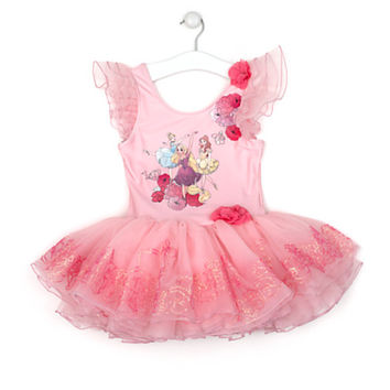 Disney Princess Deluxe Ballet Leotard For Kids | Disney Store