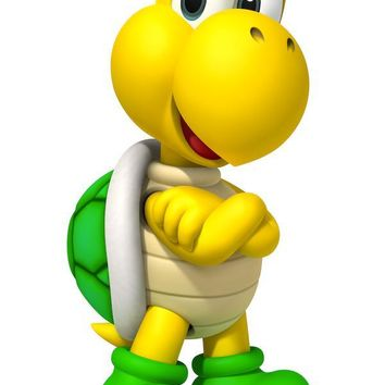 Super Mario party nes switch Custom Canvas Art Turtle Koopa Troopa Poster  Wall Stickers  Bros Wallpaper Game Mural Bedroom Decoration #5011# AT_80_8
