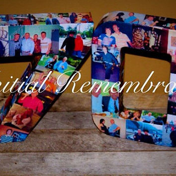 25th Wedding Anniversary 10th 50th 70th Photo Letter Custom Picture Collage Birthday Graduation Senior 2015 '15 360' 3D Jersey Athlete