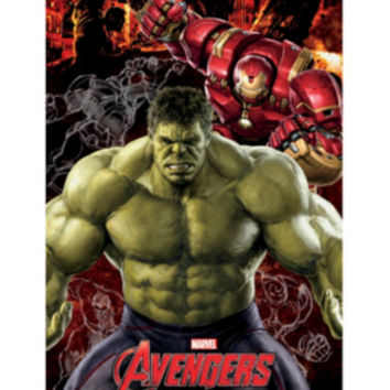 Marvel Avengers: Age Of Ultron Hulk Poster