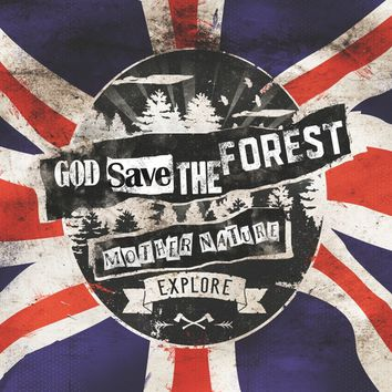 God save the forest Art Print by HappyMelvin