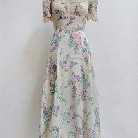 Daylight Blossoms Dress