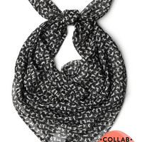 What a Daydream Scarf in Horses | Mod Retro Vintage Scarves | ModCloth.com