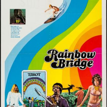 Rainbow Bridge Movie poster 24inx36in Poster