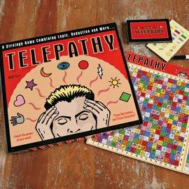Telepathy, Family Board Game, Holiday Gifts   Solutions