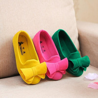 Candy Color Children Shoes Girls Shoes Princess Shoes Fashion  Sandals Kids Designer Single Shoes Summer New Girls Sandals