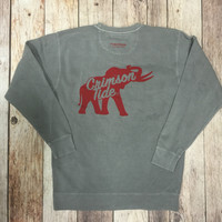 The University of Alabama Classic Retro Sweatshirt