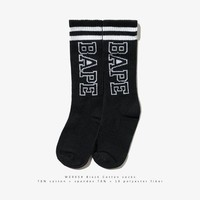 DCCKJN3 Bape Children Sports Socks [211439550476]