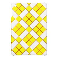 Squares iPad Mini Case
