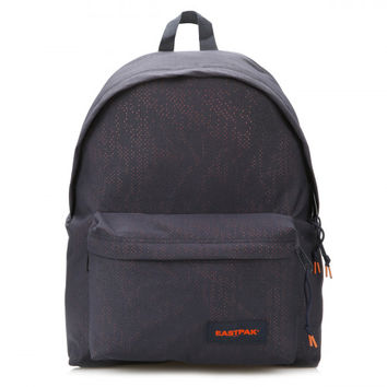 Eastpak Pierced Navy Padded Pak'r Backpack