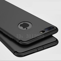 Luxury Back Matte Soft Silicon Case for iPhone 6s Cases 6 6s Plus 5 5s 6 Case Full Cover For iPhone 7 6 Plus Phone Cases p30